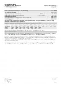 Beispiel Vorfälligkeitsentschädigung Annuitätendarlehen - Seite 2