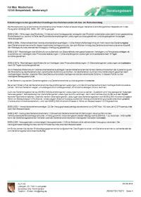 Beispiel Rückabwicklung bei Widerruf (mit Modul B): Seite 4