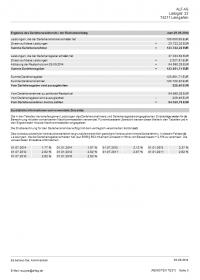 Beispiel Rückabwicklung bei Widerruf (ohne Modul B): Seite 3