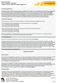 ESIS Beispiel Annuitätendarlehen, Seite 5