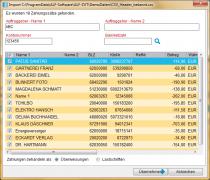 DTAUS-Datei im CSV-Format