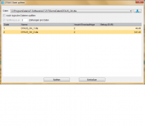 DTAUS-Datei splitten