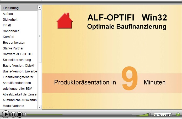 ALF-OPTIFI in 9 Minuten