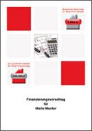 ALF-Baufinanzierung Ausführliche Auswertung Sparkasse